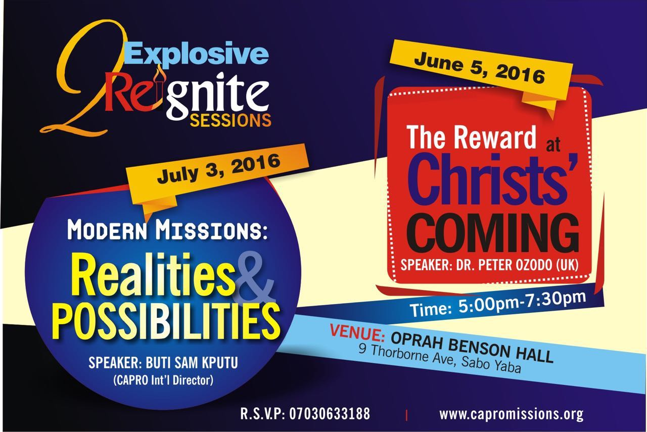 Capro reignite June and July