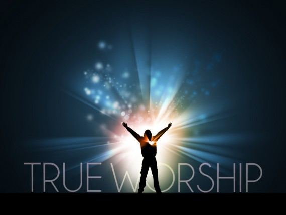 Image result for image of true worship