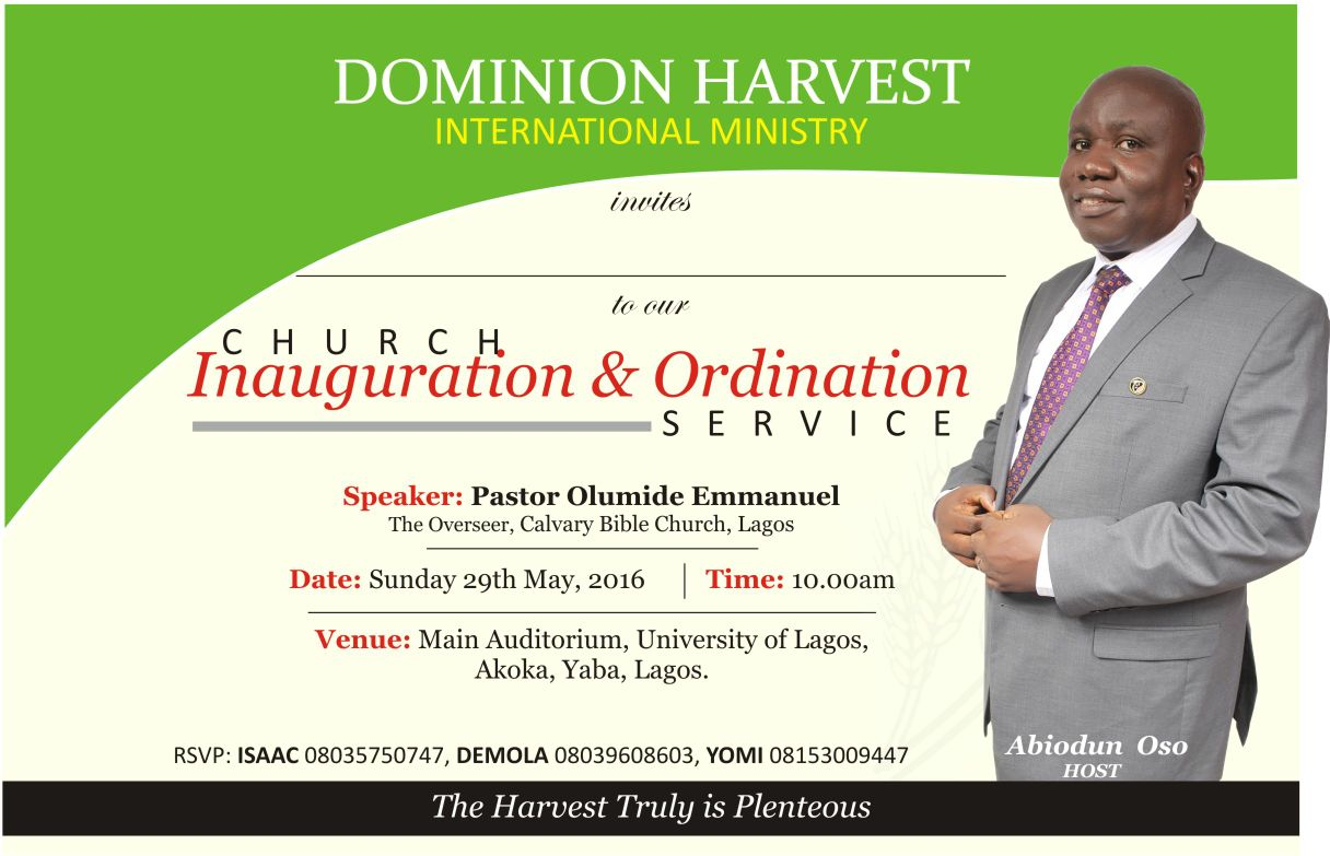 Dominion Harvest