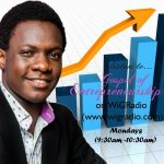Kayode Adegbesan Gospel of entrepreneurship on WiGRadio
